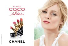 Rouge Coco Shine de Chanel : une animation pleine de chic au Printemps Haussman Beauté