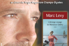 Rencontre avec Marc Levy au Virgin megastore, le 28 avril