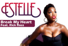 le nouveau single d'Estelle : Break my heart
