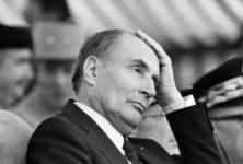 De droite à gauche, le parcours atypique du premier Président socialiste de la République