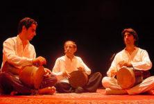 Le Trio Chemirani (& guests) au Café de la Danse les 27 et 28 mai