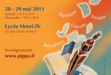 5e Salon des éditeurs indépendants du Quartier Latin les 28 & 29 mai au lycée Henri IV